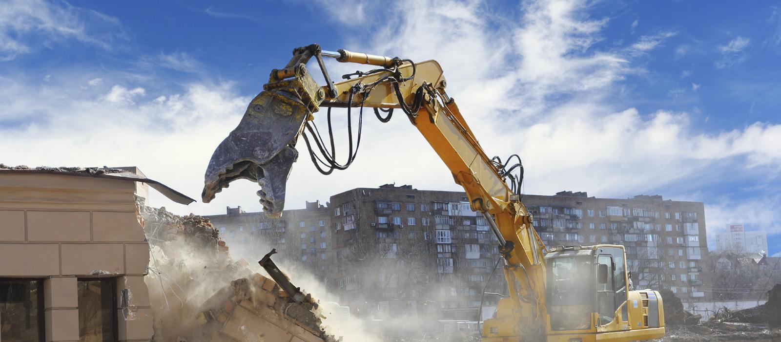 Demolition | Ground Construction Ltd
